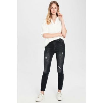 Women Black Rodeo Jeans 9WN306Z8