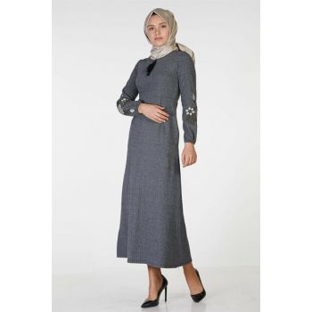 Women Smoked Dress Nassah-UU-4024