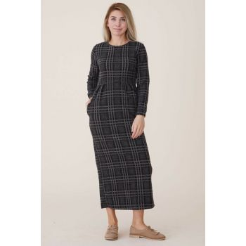 Women's Mink Dress Nassah-UU-9W1012