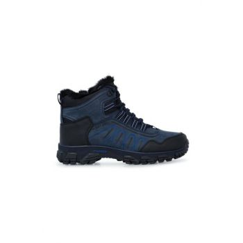 Cold Resistant Navy Blue Men's Boots 557201W0