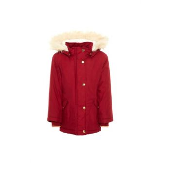 Bordeaux Girls' Coats 13167886