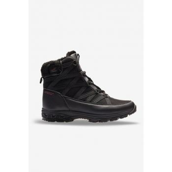 Black Children's Boots 05 6201F