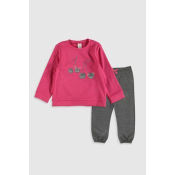 Baby Girl Fuchsia H6W Suit 9WP792Z1