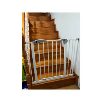 TinyCare Baby Child Safety duplex ladder Gate PRA-725994-3583