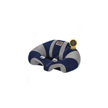 Baby Infant Seat Bebe Infant Seat Support Cushion Seat Navy Blue Gray BY5004
