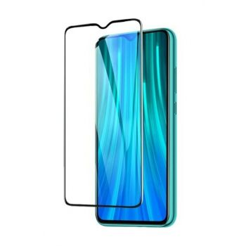 Gomate Xiaomi Redmi Note 8 5D Full Coating Shatterproof Glass Protector 880322185728