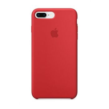 Iphone 7 Plus / 8 Plus Silicone Case Red 759 / 7389RED