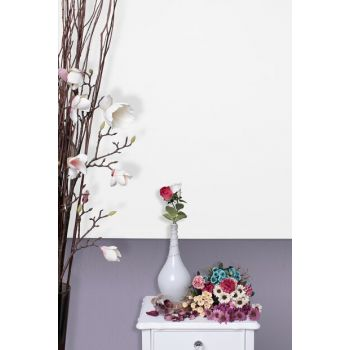Blackout Roller Blinds White + Skirt Slice Gift S-1301