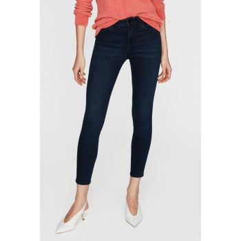 Women's Tess Gold Lux Move Skinny Jean 100328-24285