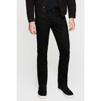 Men's Straight Jean Martin Blue Black 0037826974
