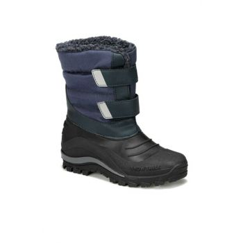 SNOWY 9PR Navy Blue Children Snow Boot