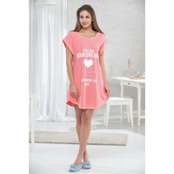 Women's Pink Nightgown 5904
