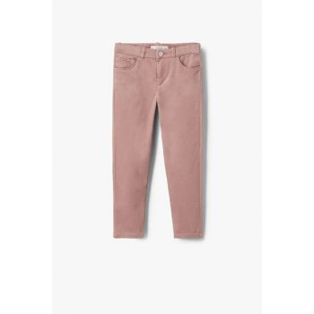 Girls Pink Trousers 33093713