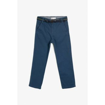 Blue Children Trousers 0KKB46635OW