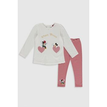 Baby Girl Ecru EEW Suit 9WP559Z1