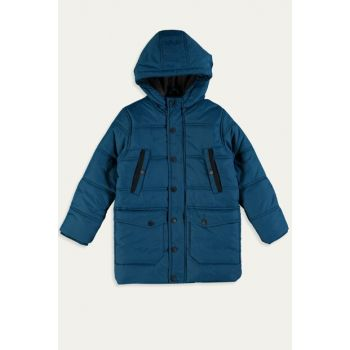 Boys' OIL HLV Coat 9W4626Z4