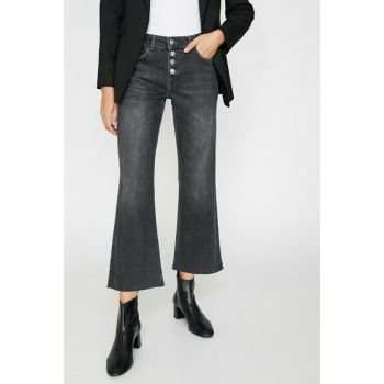 Women's Black Victoria Jean Pants 0KAK47300MD