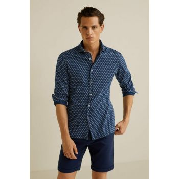 Men's Çivit Mavisi Shirt