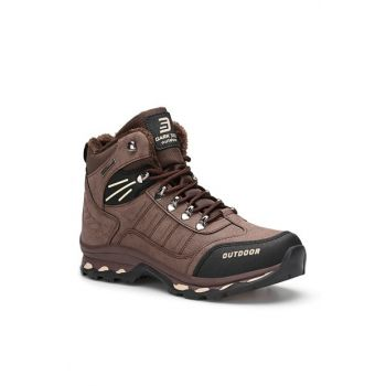 Black Coffee Unisex Outdoor Trekking Boots DS.1819