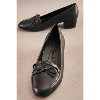 Black Women's Casual Shoes K07200214