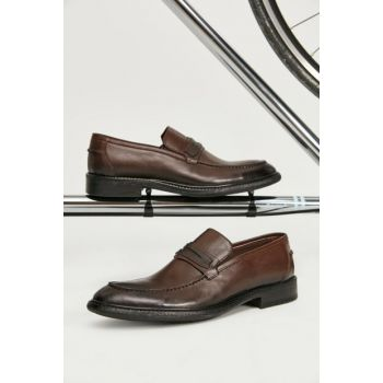 Genuine Leather Men Loafer Shoes 02AYY162490A480