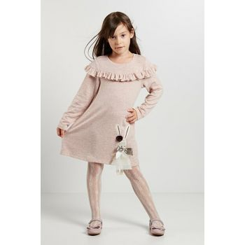 Rabbit Girl with Tulle Dress CFF-19S1-115