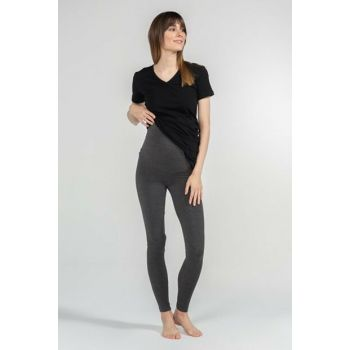 Maternity Tights - Bona - Anthracite 7678
