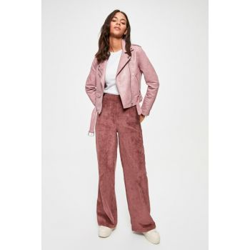 Rose Dried Loose Trousers TWOAW20PL0306
