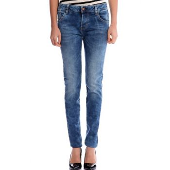 Women's Pants Gu61W54A76D1Xh2-Denim
