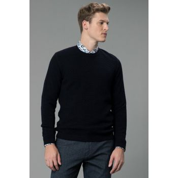 Men's Procedures Sweater Navy Blue 112090026100200