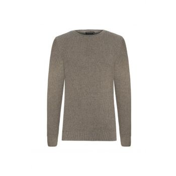Men's Mink Crew Neck Sweater 339572