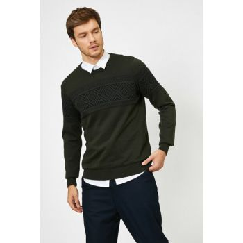 Men's Khaki Sweaters 0KAM94734OT