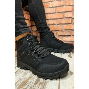 Black Men's Boots & Booties XSPX6