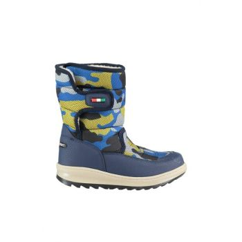 Blue Children's Boots GRS-F-90> 19K