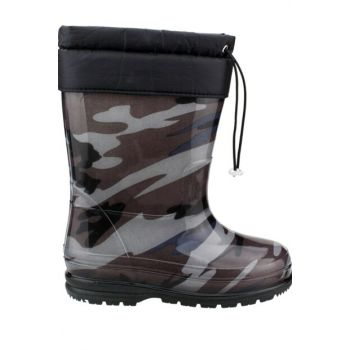00552 Rain Waterproof Boys Children Boot Boots 19KAYGEZ0000019