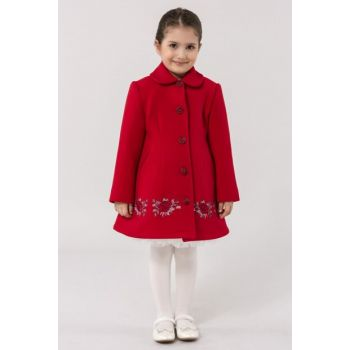 Little Girl Coat P-18581