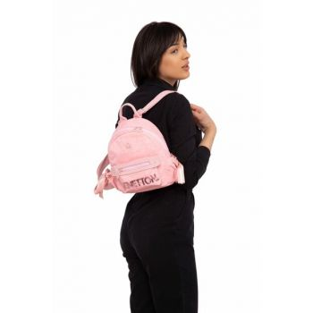 Pink Women Backpack BNT2