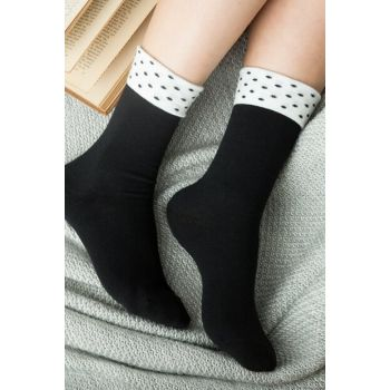 Diamanta Women's Socks - Black 1KCORP0144-8682116127127