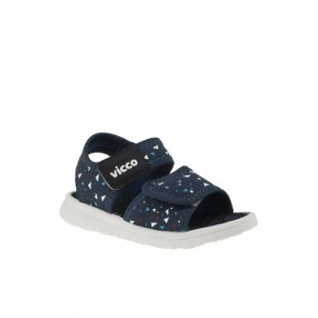 Navy Blue Children's Sandals 211 333.18Y335P