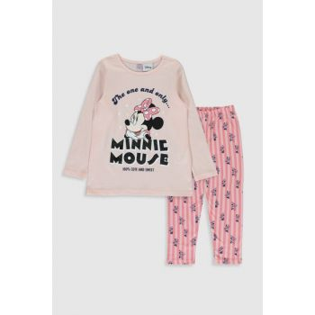 Girl's PINK FWH Pajamas Set 9WS751Z4