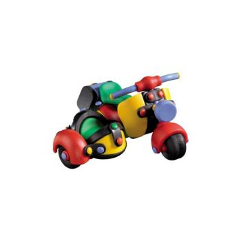 Cartoon Motorcycle 3d Puzzle Toy 89017