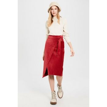 Women's Red Skirt 9WR723Z8