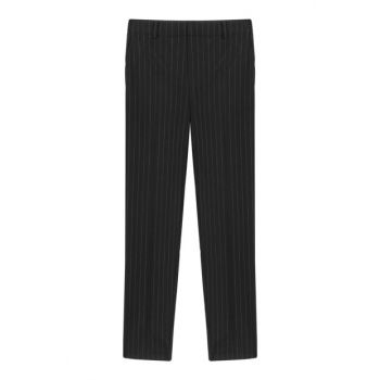 Women Black Trousers IW6190003024001