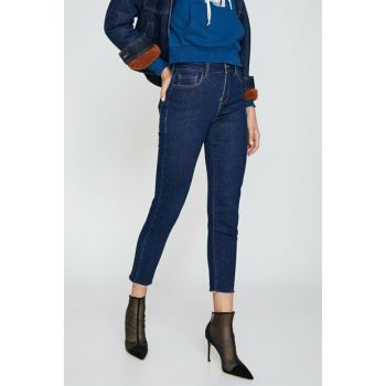 Women Blue Trousers 0KAK47998MD