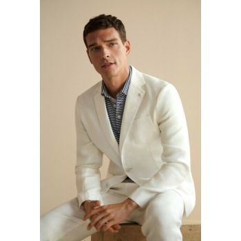Men's White Jacket 23047659
