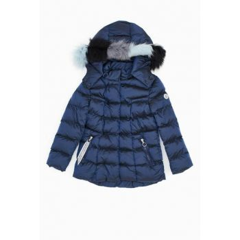 Older Kids' Navy Blue Coats 19FW0TJ4726