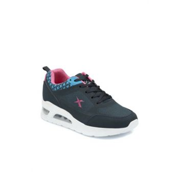 Navy Blue Pink Women's Sneaker 000000000100330479
