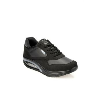 Black Women's Shoes ANETA PU 9PR
