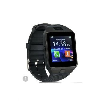Dz09 Simcard Smart Watch Phone 006