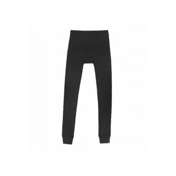 Men's Black Thermal Pants SW2005012
